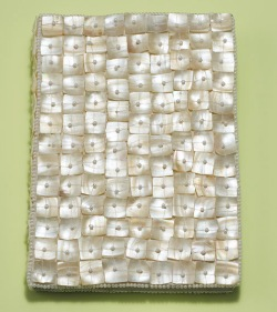 Shell quilt journal